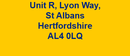 Unit R, Lyon Way, St Albans Hertfordshire AL4 0LQ
